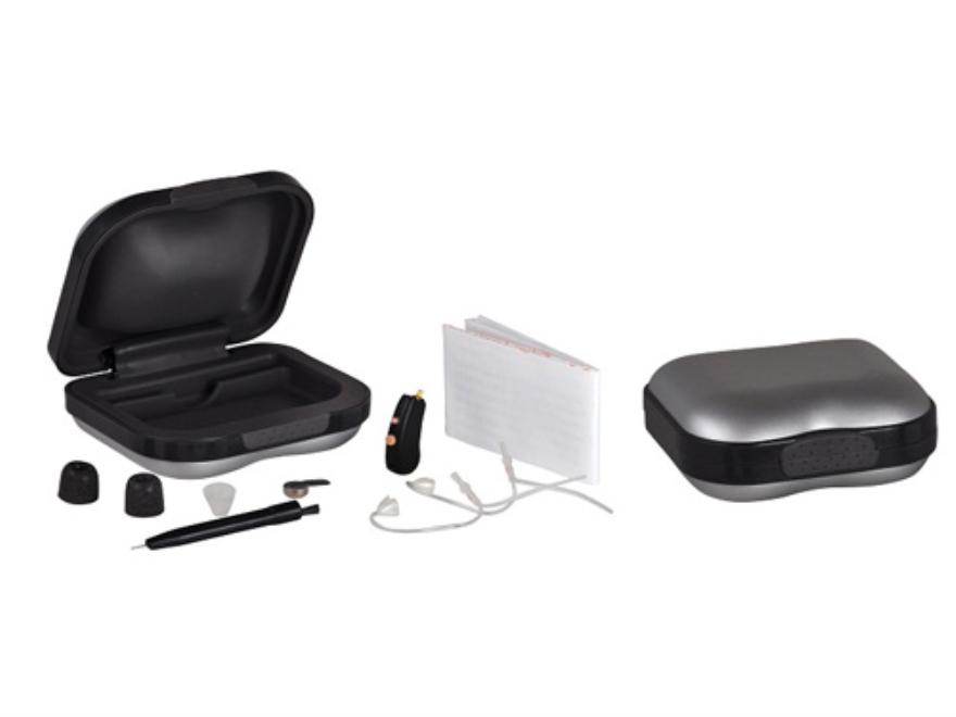 Pro Ears Pro Hear IV Behind the Ear Electronic Ear Plug (NRR 29 dB) Black