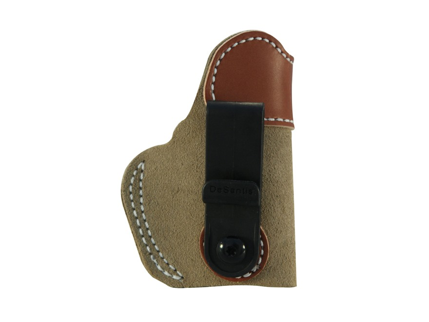 DeSantis SOF-TUCK Inside The Waistband Holster Ruger LCP with Crimson Trace or Laser Ma...