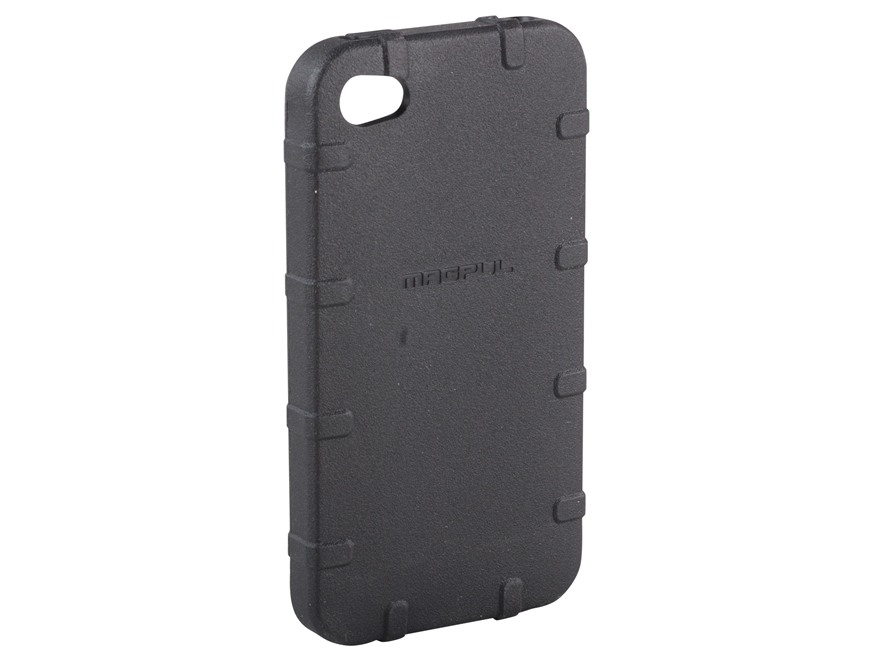 Magpul Apple iPhone Executive Case 4G Rubber Black