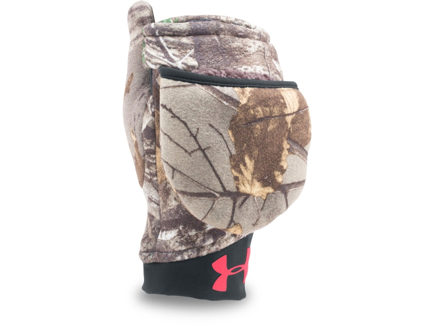 Under Armour Women's UA Camo Mittens