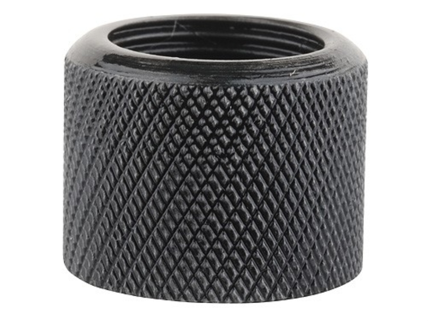 "Gentry Thread Protector Cap 1/2""-28 Thread .650"" Outside Diameter x 1/2"" Length Knurled..."