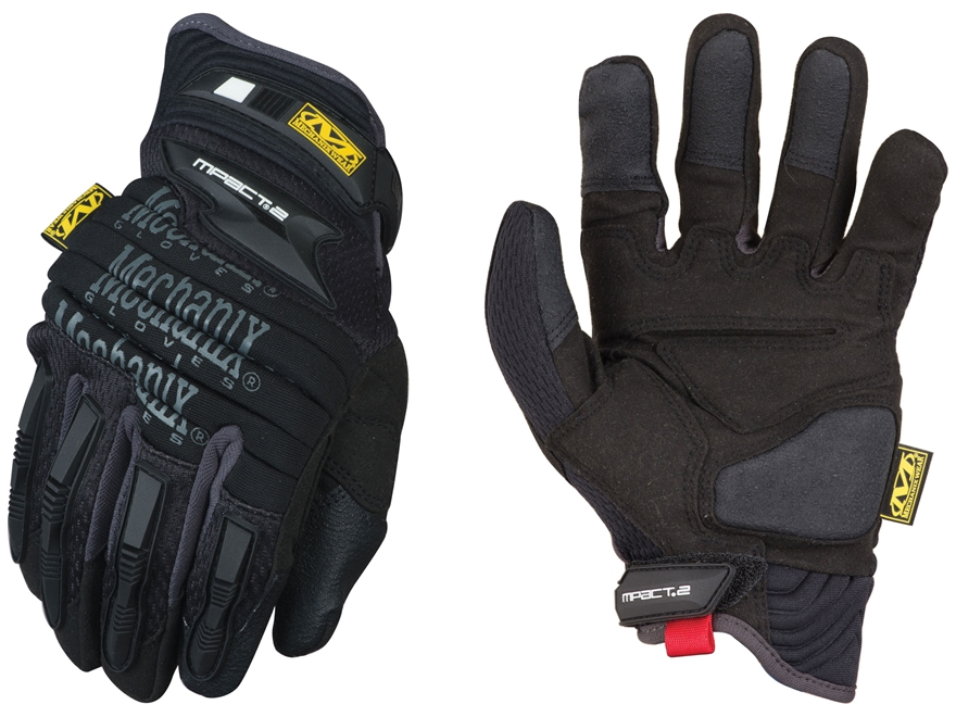 Mechanix Wear M-Pact 2 Work Gloves Synthetic Blend