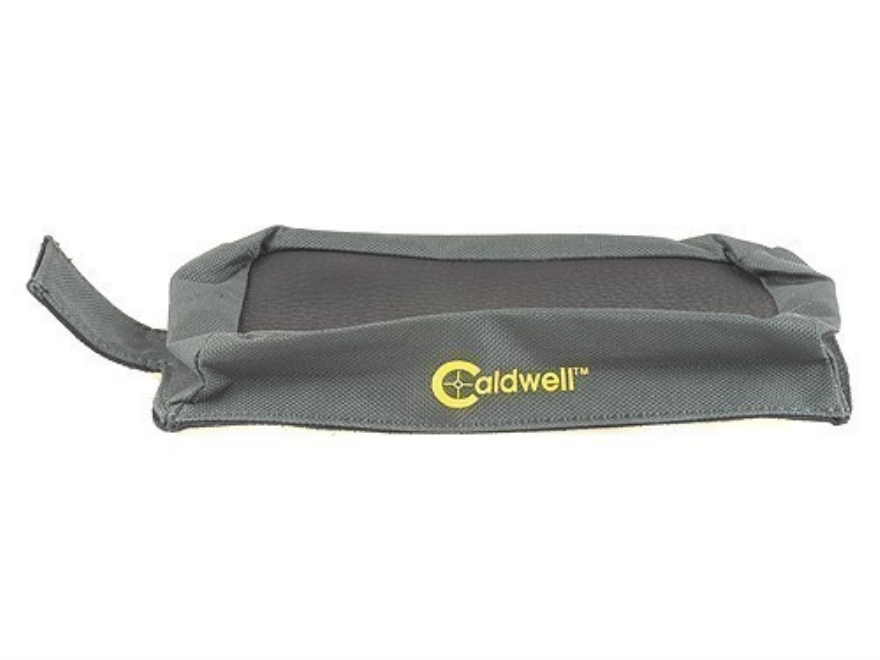 Caldwell Universal Deluxe Bench Bag Optimizer Nylon and Leather Unfilled