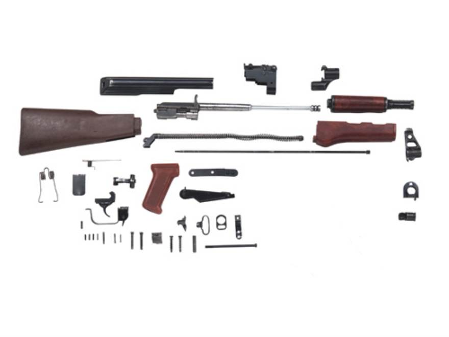 Surplus Bulgarian AK-47 Parts Kit 7.62x39mm