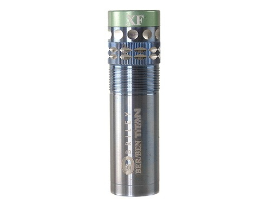Briley Spectrum Mach 1 Extended Choke Tube Benelli Nova, M1, Beretta Mobilchoke 12 Gaug...