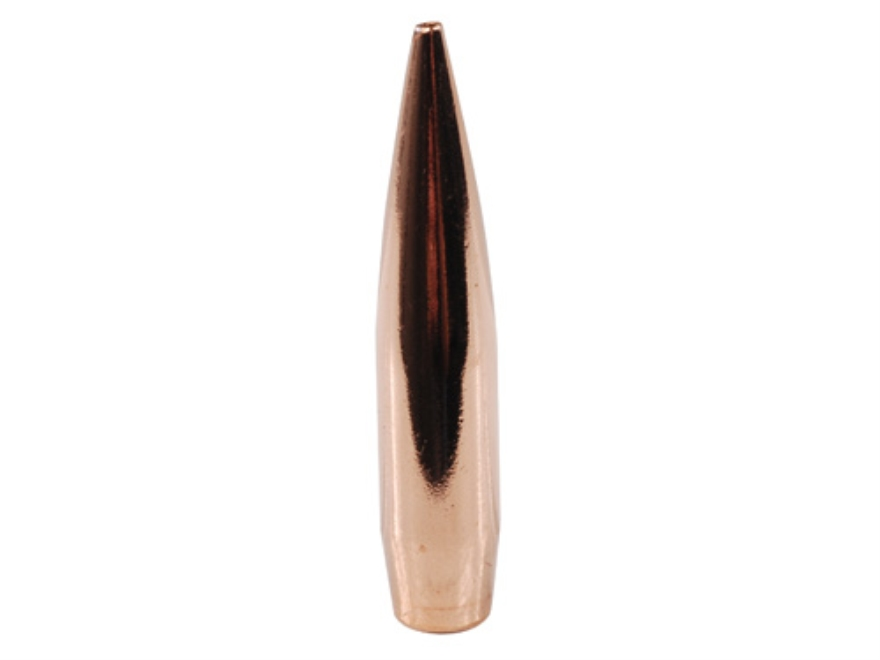 Berger Hybrid Target Bullets 30 Caliber (308 Diameter) 215 Grain Hollow Point Boat Tail...
