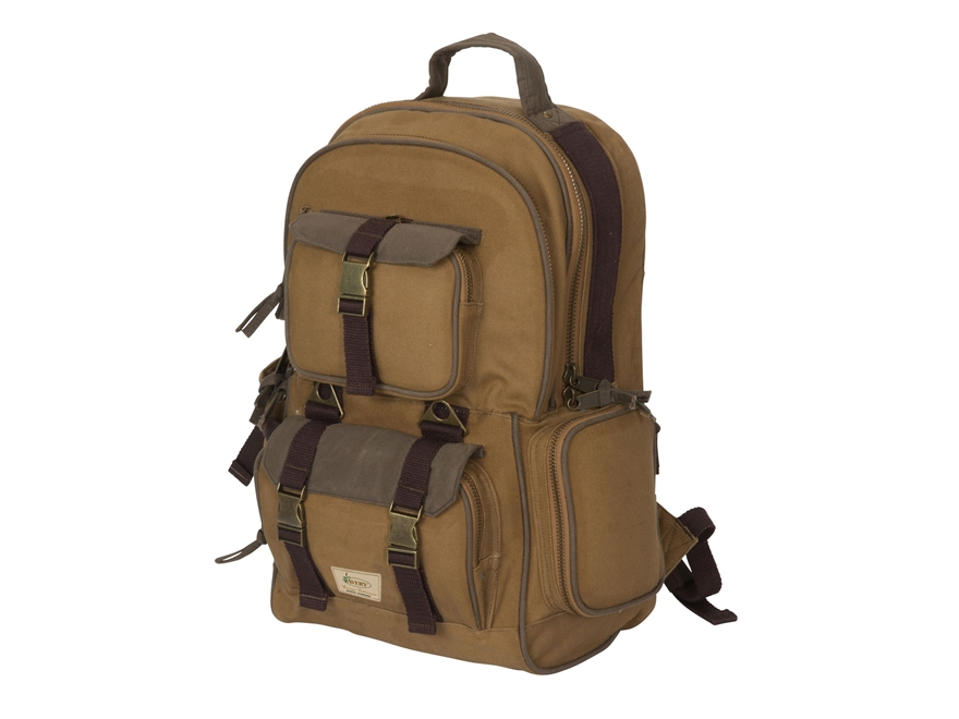 Avery Heritage Collection Backpack Cotton Brown
