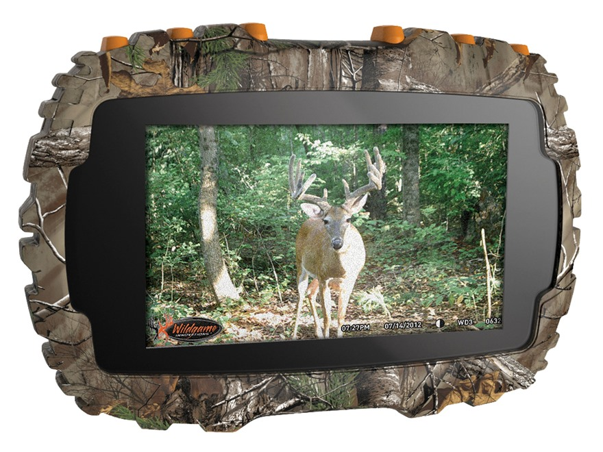 "Wildgame Innovations 4.3"" Trail Pad Tablet Realtree Xtra Camo"