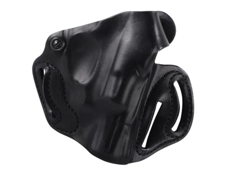 DeSantis Thumb Break Scabbard Belt Holster Leather