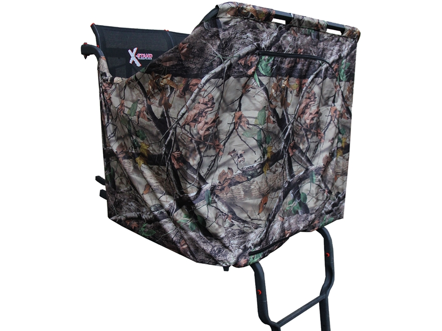 X-Stands Double Ladder Treestand Blind Kit