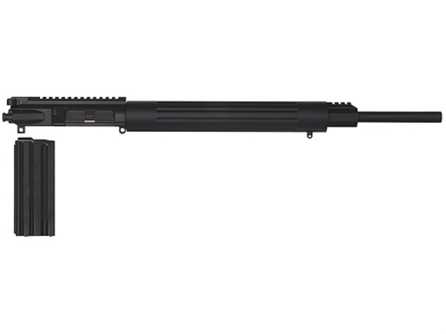 "DPMS AR-15 A3 Flat-Top Upper Assembly 30 Remington AR 1 in 10"" Twist 20"" Barrel Stainle..."