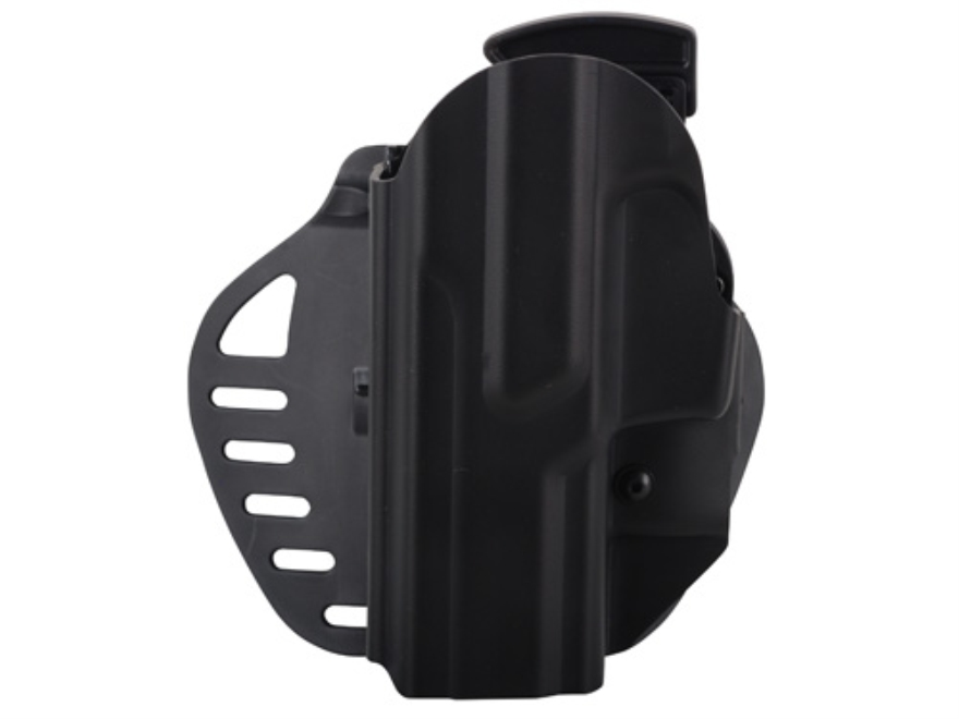Hogue PowerSpeed Concealed Carry Holster Outside the Waistband (OWB) Sig Sauer P250, P320