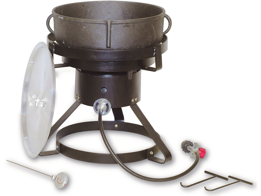 King Kooker 5 Gallon Propane Jambalaya Cooker
