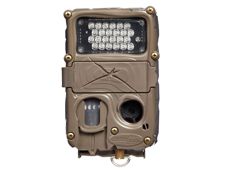 Cuddeback Long Range Infrared Game Camera 20 MP Brown