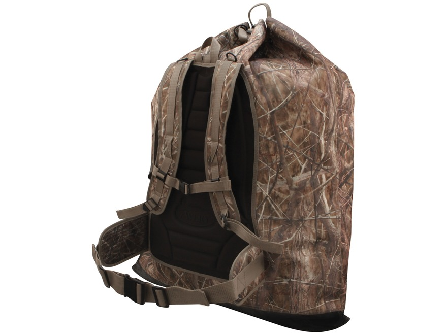 Avery XL Floating Decoy Bag Holds 36 Decoys BuckBrush Camo