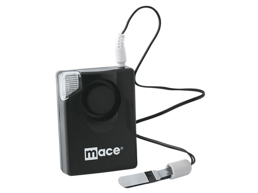 Mace Brand SportStrobe Personal Alarm 130 Decibels alarm, Stobing Light, and Batteries ...