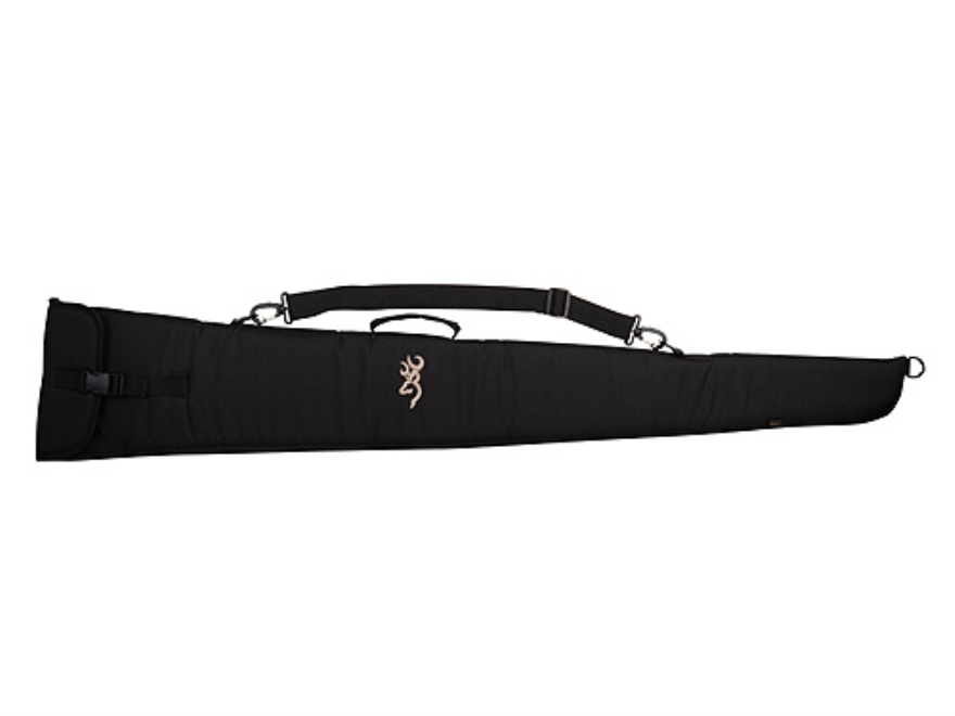 "Browning Plainsman Slip Gun Case 52"" 600 Canvas Black"