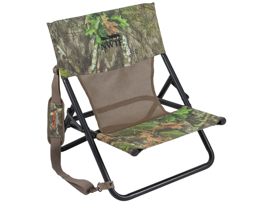 Alps Outdoorz Nwtf Turkey Chair Mossy Oak Obsession Mpn