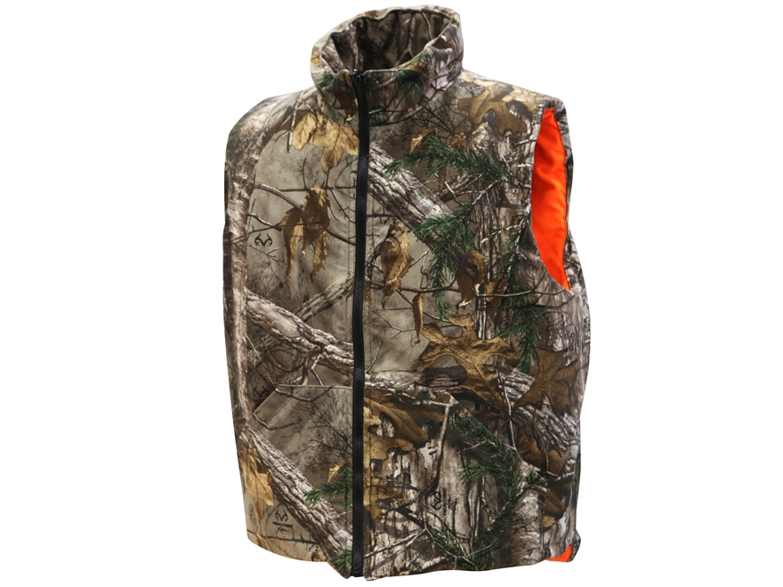 MidwayUSA Men's Hunter's Creek Reversible Vest