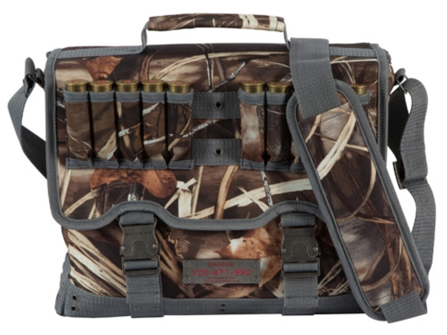 Banded Claw Shoulder Blind Bag Polyester Realtree Max-4 Camo