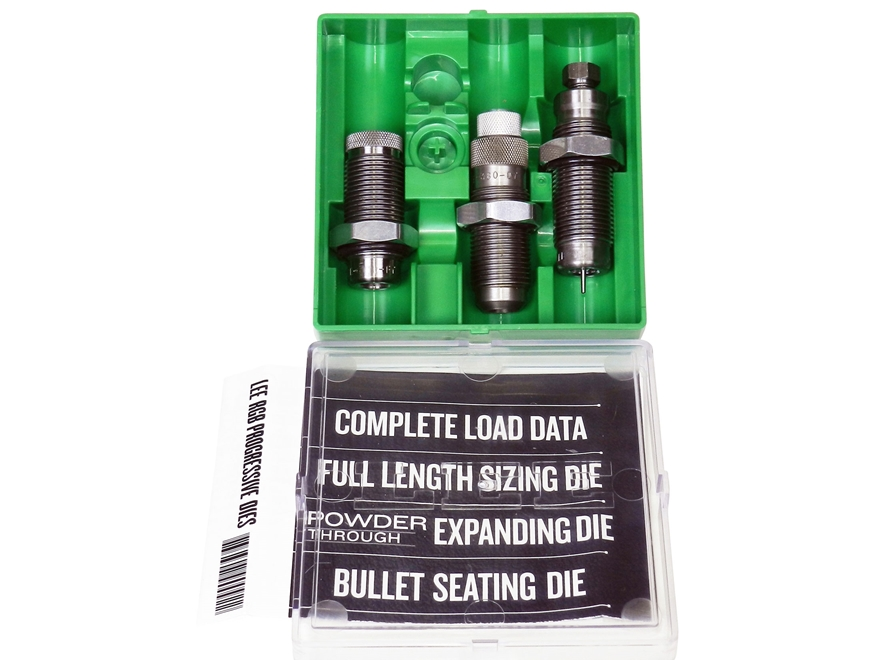 Lee Pro Carbide 3-Die Set