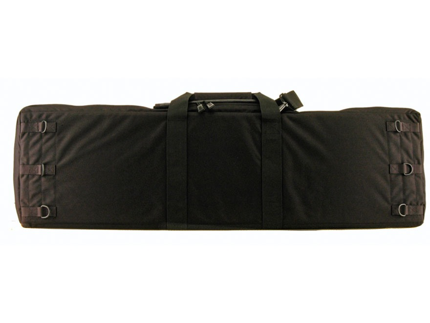 "BLACKHAWK! Homeland Security Discreet Tactical Rifle Case AR-15 Carbine 35"" Nylon Black"