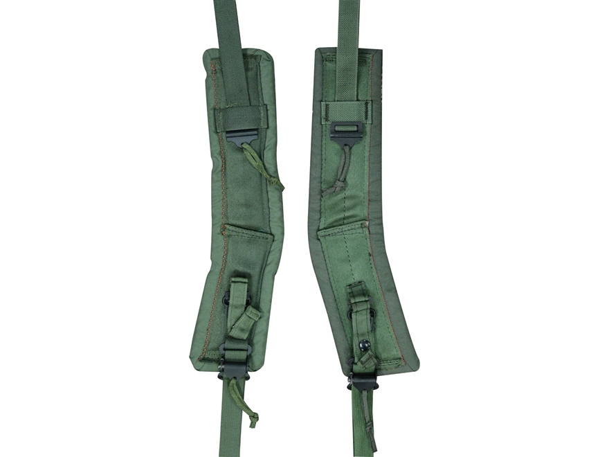 Military Surplus ALICE Shoulder Straps