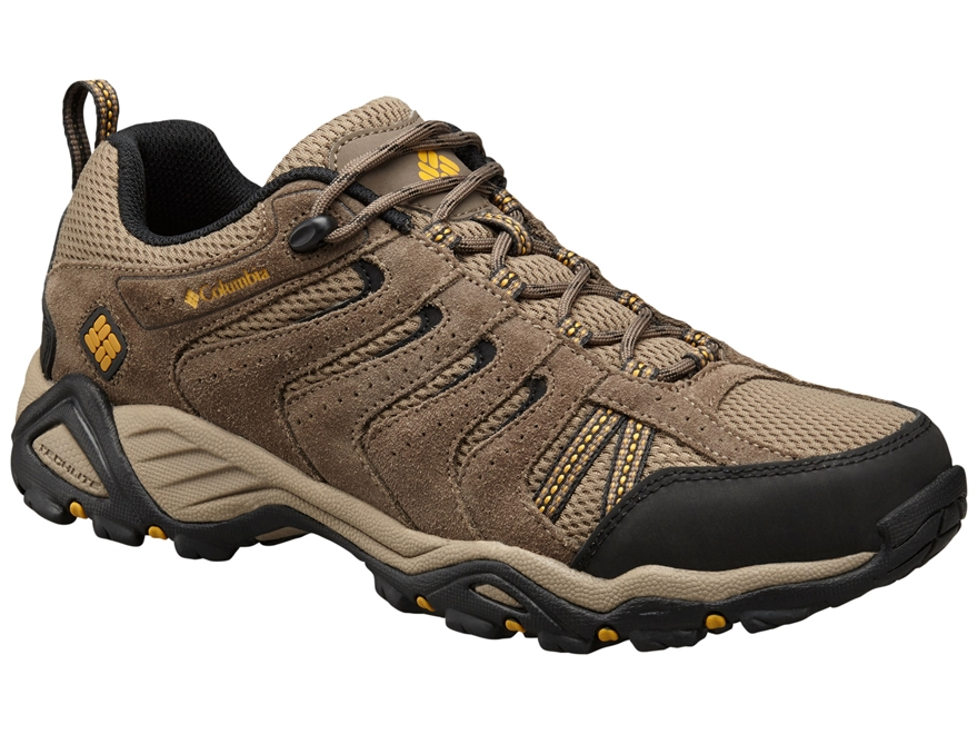 "Columbia North Plains II Low 4"" Hiking Shoes Leather/Synthetic Men's"