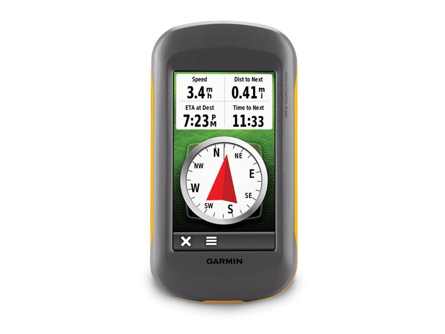 Garmin Montana 600 Handheld GPS Unit
