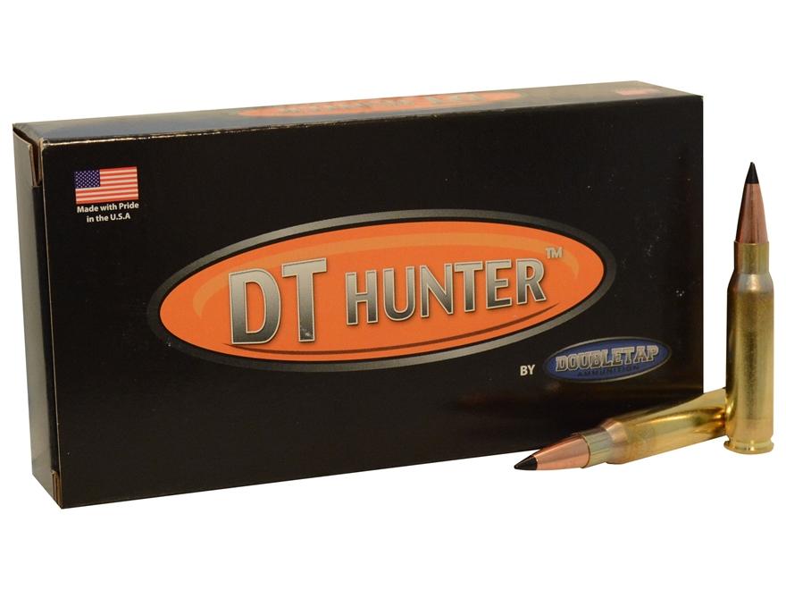 DoubleTap Ammunition 308 Winchester 165 Grain Swift Scirocco II Box of 20
