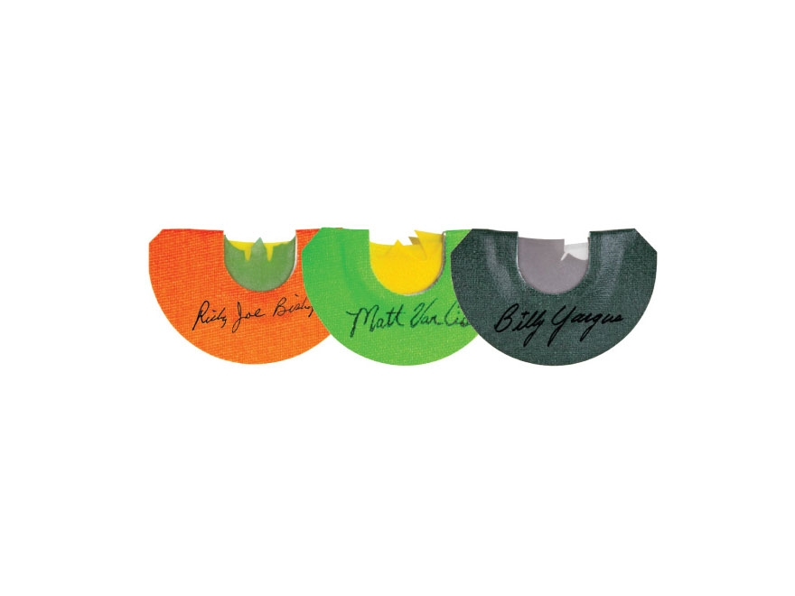 MAD NWTF Grand National Diaphragm Turkey Call Pack of 3