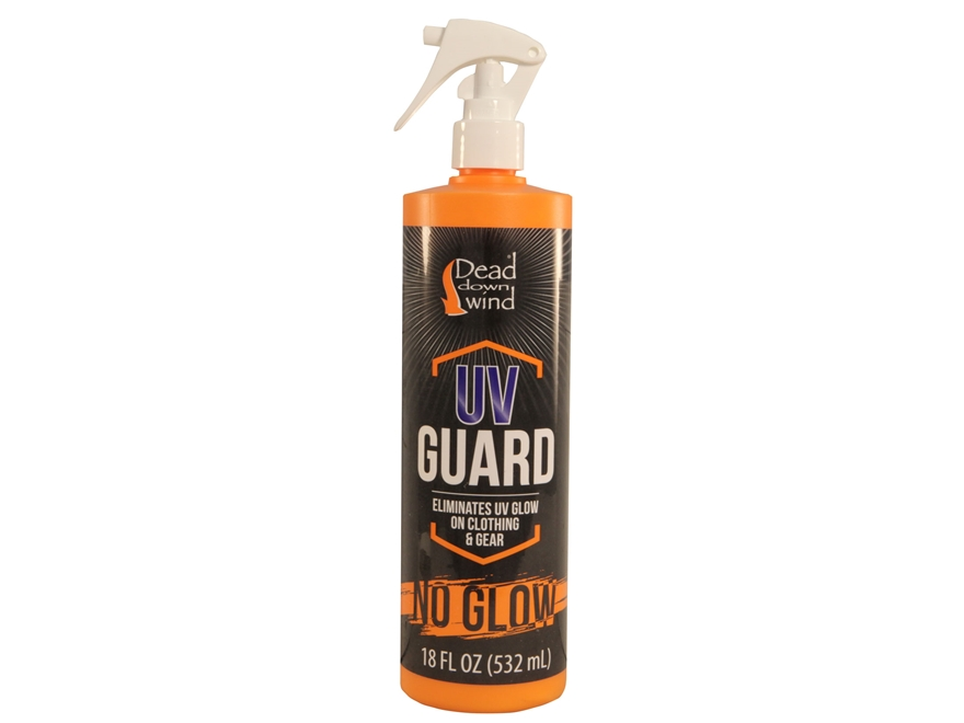 Dead Down Wind Scent Elimination UV Guard Spray Liquid 18 oz