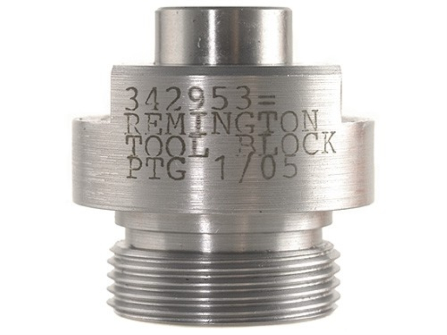 "PTG Bolt Face Truing Cutter Guide Remington 1-1/16""-16 Thread .010 Oversize"
