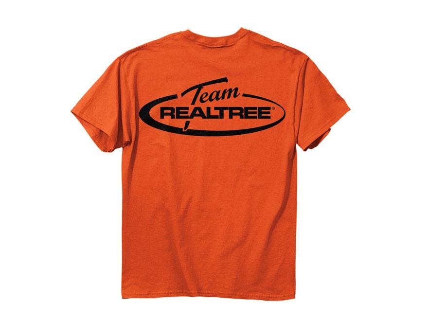 Team Realtree Men's Logo Short Sleeve T-Shirt