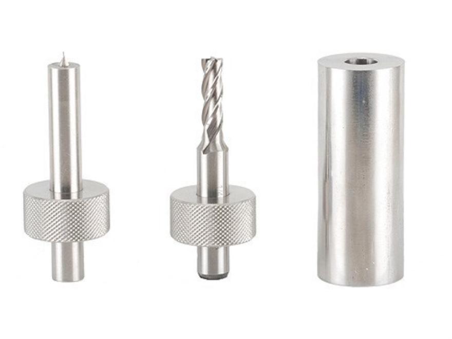 MCR Bullet Meplat Uniforming Tool 264 Caliber, 6.5mm