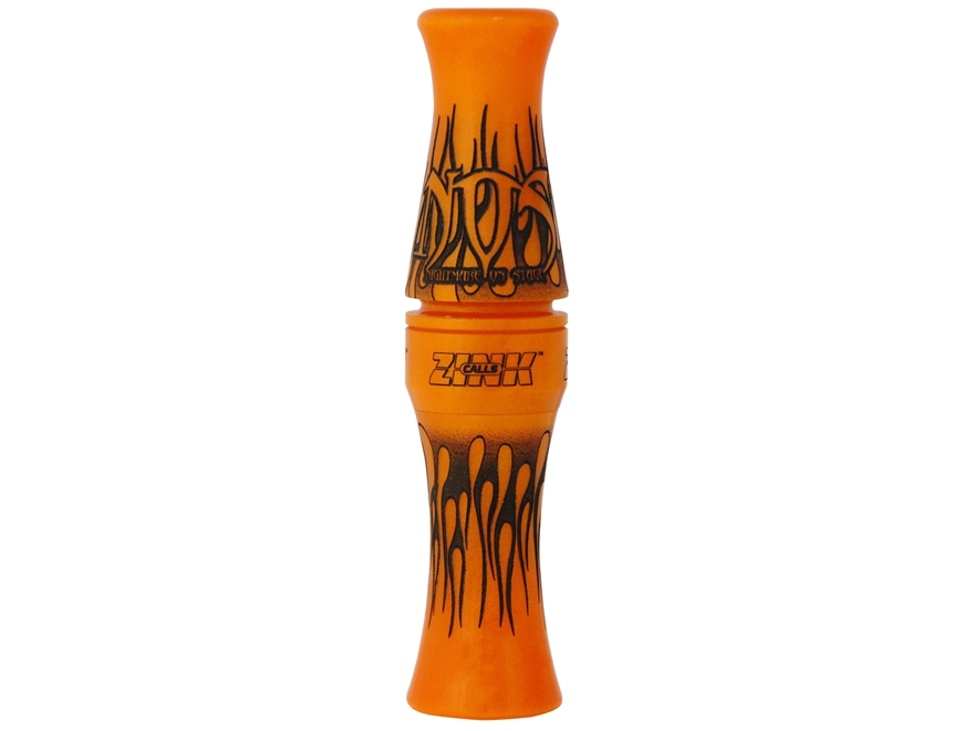 Zink Nightmare on Stage Acrylic Goose Call