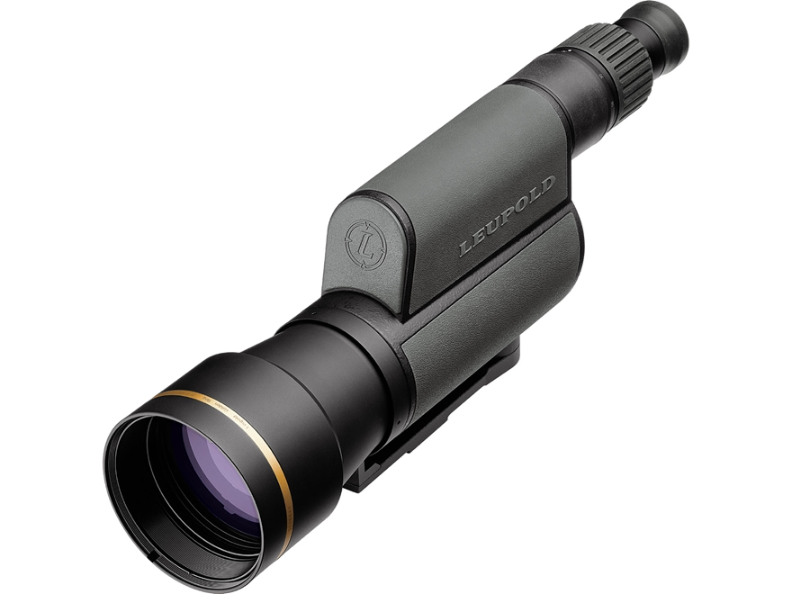 Golden Ring Spotting Scope 20 60x 80mm Shadow Gray
