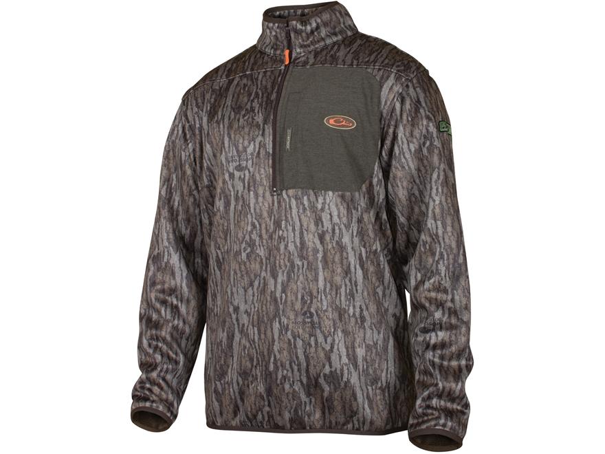 Drake Non-Typical Men's Silencer Scent Control Endurance 1/4 Zip Jacket Polyester