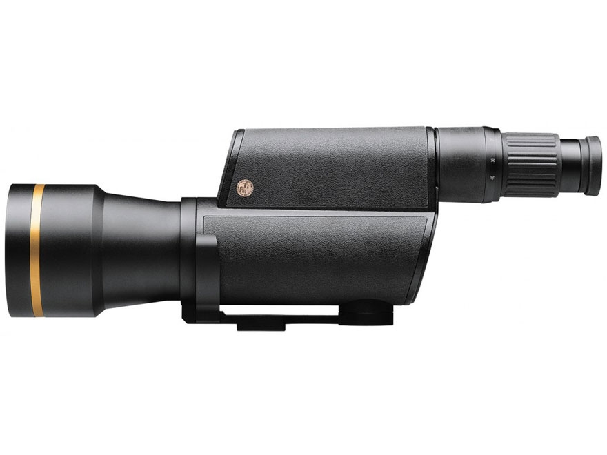 Leupold Golden Ring Spotting Scope 20-60x 80mm Shadow Gray