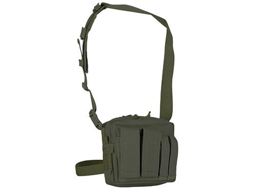 Maxpedition Active Shooter Bag Magazine Pouch Front Nylon Black