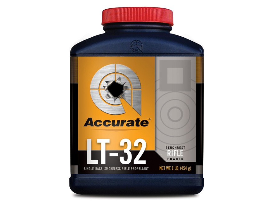 Accurate LT-32 Smokeless Powder