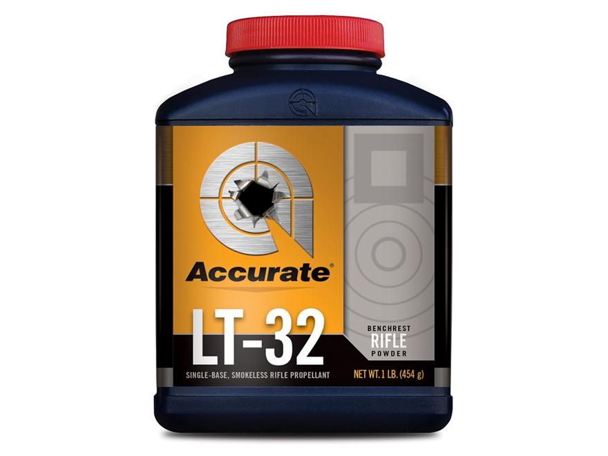 Accurate LT-32 Smokeless Powder