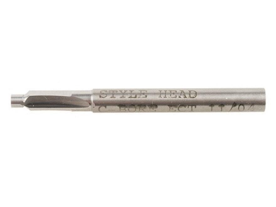 PTG Scope Base Screw Counterbore 6-48 Weaver-Style Head Carbide