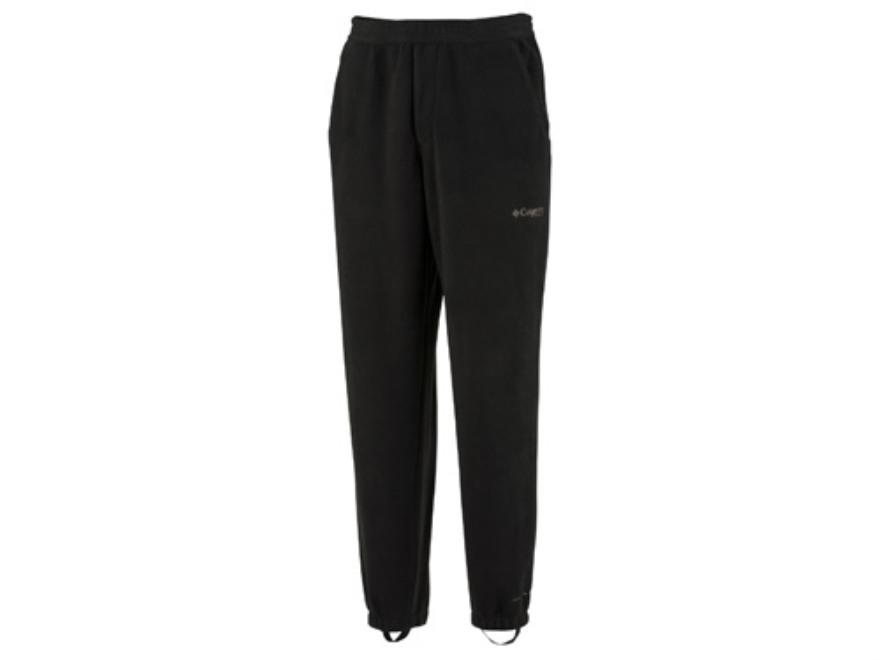 "Columbia Sportswear Men's PHG Wader Pants Polyester Black Medium 32-35 Waist 32"" Inseam"