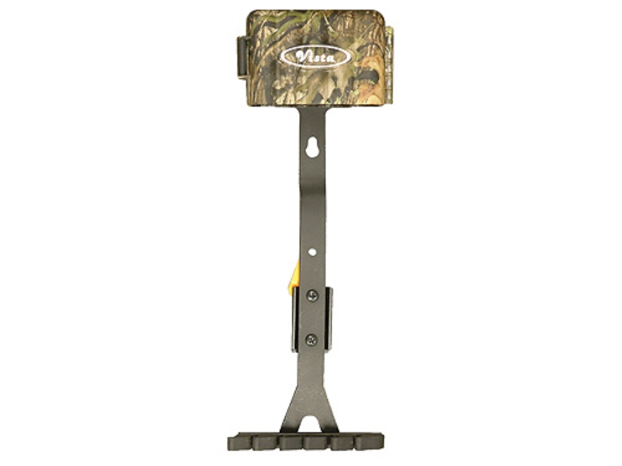 Vista E-Z Loader 5-Arrow Detachable Bow Quiver Aluminum and Polymer Camo