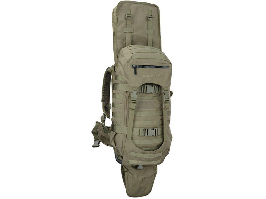 Eberlestock G2 Gunslinger II Backpack with Butt Cover Nylon