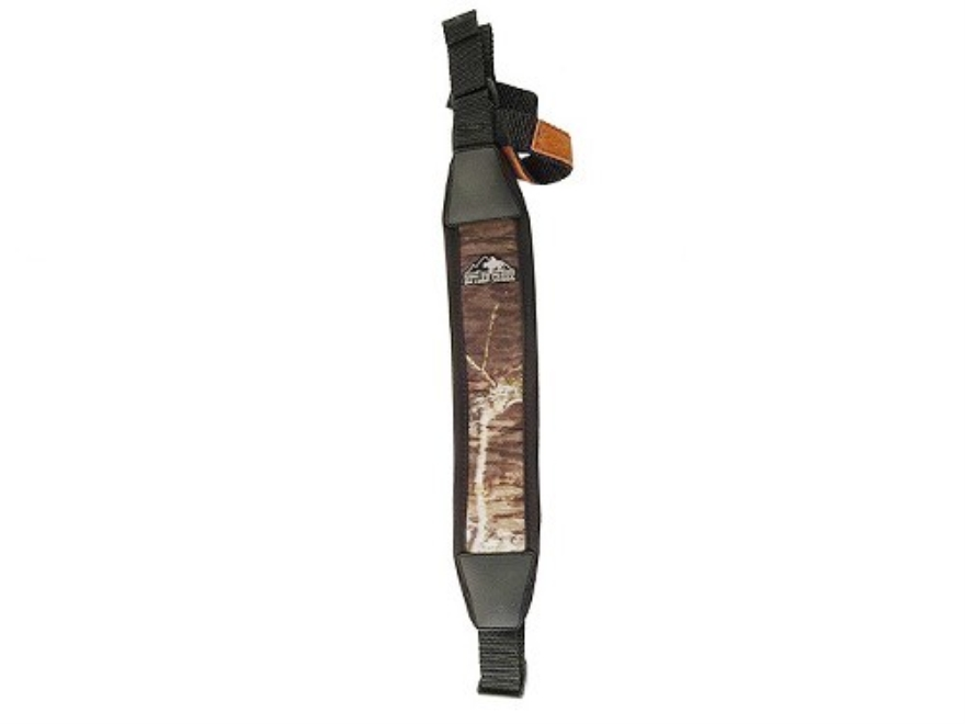 Butler Creek Easy Rider Sling with Stock and Barrel Loops Neoprene Mossy Oak Break-Up Camo