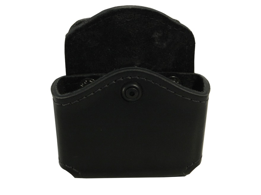Safariland 572 Double Mag Paddle Pouch S&W M&P 45 ACP Laminate Black
