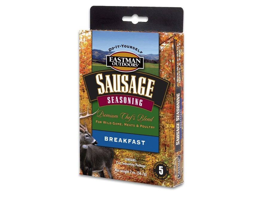 Eastman Outdoors Sausage Seasoning 5 lb Kit