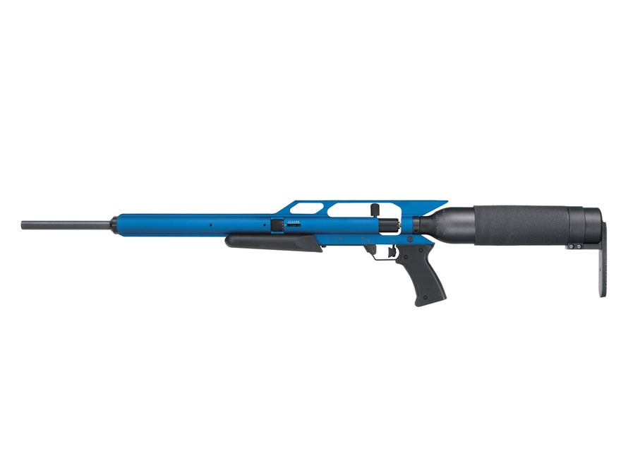 AirForce Condor Air Rifle Synthetic Stock Bull Barrel With Quick Detach Air Tank